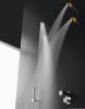 Zazzeri POP hoofddouche 123mm Chroom 2100BR01A00CRCR