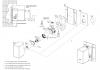 Waterevolution Flow inbouw douchethermostaat met 2 uitgangen mat zwart T132TBPR