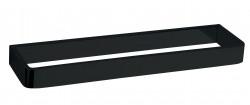 Waterevolution Deep handdoekhouder 35 cm mat zwart A211PR