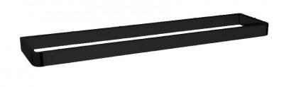 Waterevolution Deep handdoekhouder 60 cm mat zwart A212PR