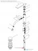 Waterevolution Flow wastafelkraan geborsteld messing T111LE