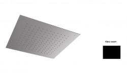 Rubio Nero Regendouche inbouw 38x38cm mat zwart 1208952989