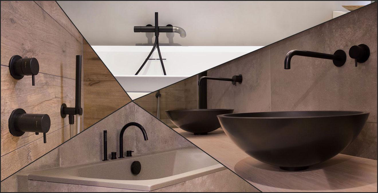 Zwartekranen Shop Is De Zwarte Kranen Leverancier Voor Uw Badkamer En Keuken